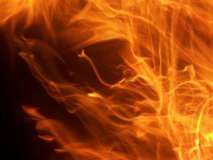 Soñar con fuego, el transformador